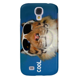 Cool Cat Galaxy S4 Cover