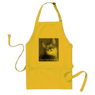 Cool Cat Cookin' Standard Apron