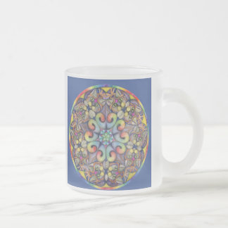 Cool Cat Frosted Mug