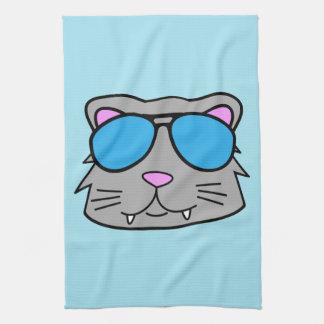 Cool Cat Kitchen Towel