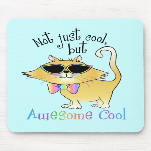 Cool Cat Mousepads