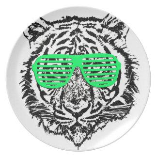 Cool Cat - Plate