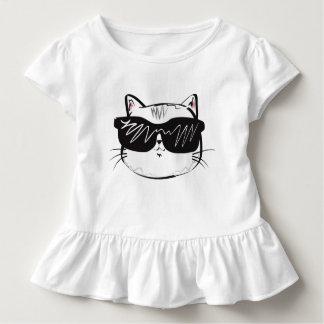 Cool Cat Toddler Wear. Toddler T-Shirt