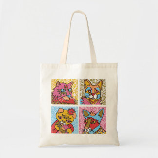 Cool Cats Tote