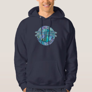Cool Celtic Dragonfly Hoodie