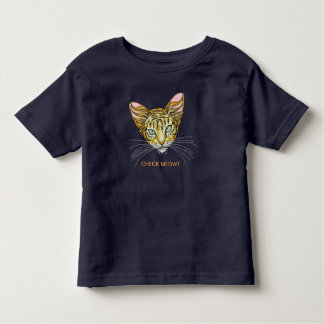 COOL CHECK MEOWT TODDLER T-Shirt