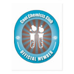 Cool Chemists Club Postcards