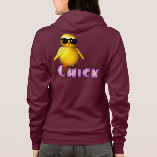 Cool Chick Hoodies