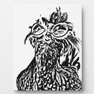 cool chick photo plaques