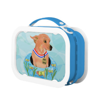 Cool Chihuahua Lunch Box
