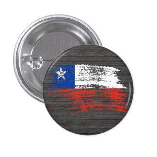 Cool Chilean flag design 3 Cm Round Badge
