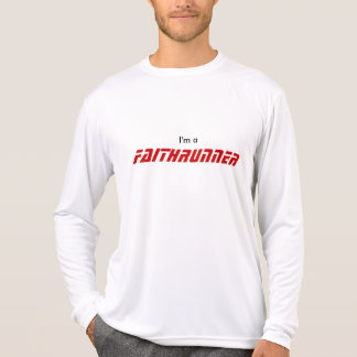 Cool Christian Men's Jogging Performance T-Shirt