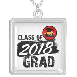 Cool Class of 2018 Grad Pendant
