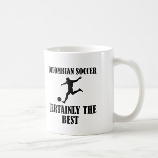 cool Colombian  soccer designs Coffee Mug