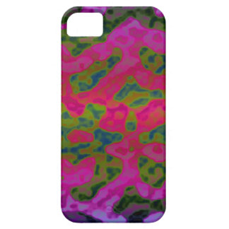 Cool Colorful Ink Blots Iphone Case