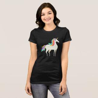 Cool Colorful Unicorn Graphic Design T-Shirt