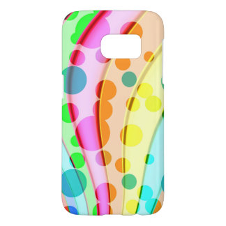 Cool Colorful Wavy Pattern