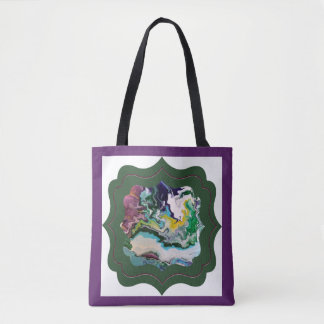 Cool Colors Tote Two