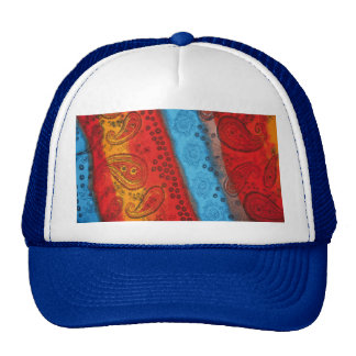 Cool Colourful Fabric hat