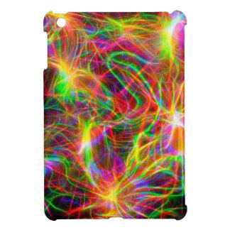cool colourful fractal iPad mini cases