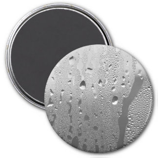 Cool Condensation on Stainless Steel Magnets