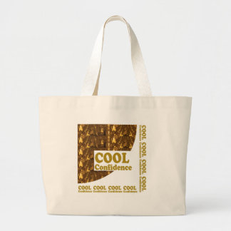 COOL Confidence : Motivation  Professional Sports Canvas Bag
