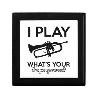 cool cornet design gift box