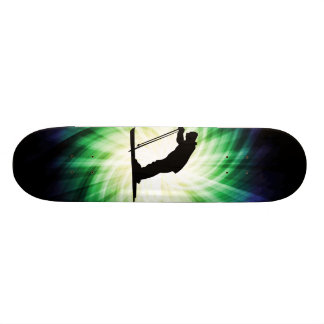 Cool Cross Country Snow Ski Skate Board Deck