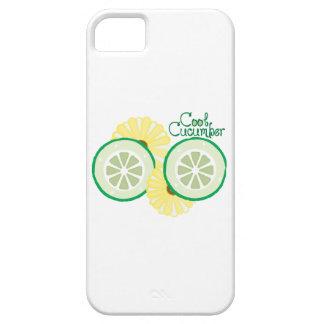 Cool Cucumber iPhone 5 Case