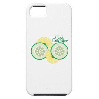 Cool Cucumber iPhone 5/5S Cases