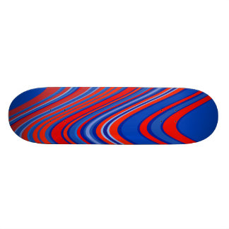 Cool curves 19.7 cm skateboard deck
