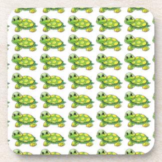Cool Cute Turtle Coaster