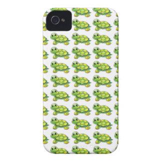Cool Cute Turtle iPhone 4 Case-Mate Cases
