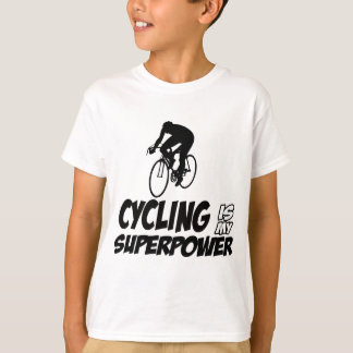 Cool Cycling designs T-Shirt