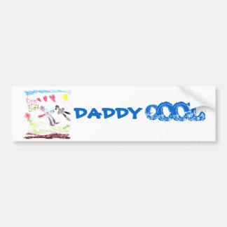 Cool Dad Bumper Sticker