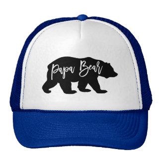 Cool Dad Papa Bear Cap