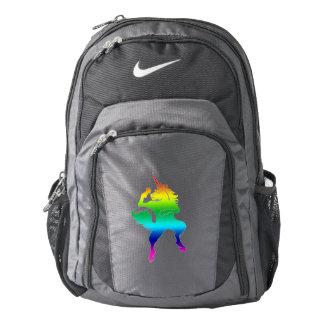 Cool dancing unicorn backpack