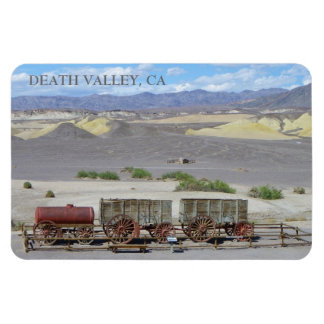 Cool Death Valley Flexible Magnet! Rectangular Photo Magnet