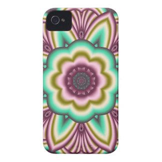 Cool decorative floral Blackberry bold case