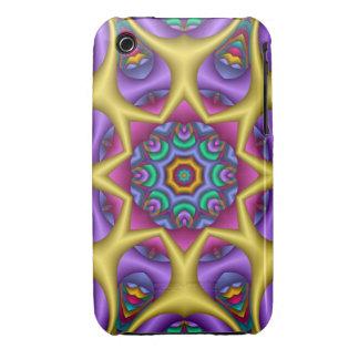 Cool decorative fractal iPhone 3G/3GS Case Case-Mate iPhone 3 Case
