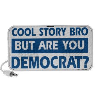 Cool Democratic designs iPhone Speakers