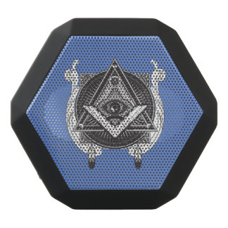 Cool design Iluminati Black Bluetooth Speaker