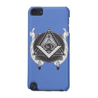 Cool design Iluminati iPod Touch 5G Cover