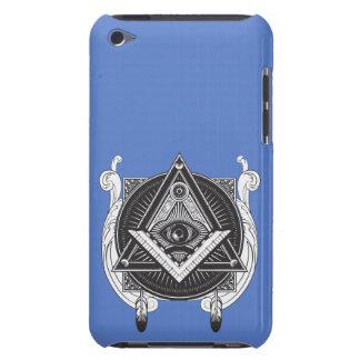 Cool design Iluminati iPod Touch Case-Mate Case