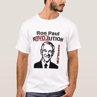 Cool Design Ron Paul Revolution T-Shirt (Men)