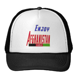 Cool Designs For Afghanistan Cap