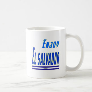 Cool Designs For El Salvador Coffee Mug