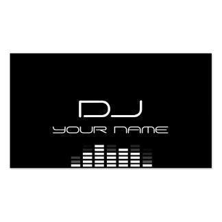 Cool DJ Business Card