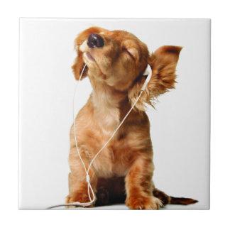 Cool Dog Tile