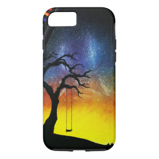 Cool,dreamy,imagination,awesome iPhone 7 Case